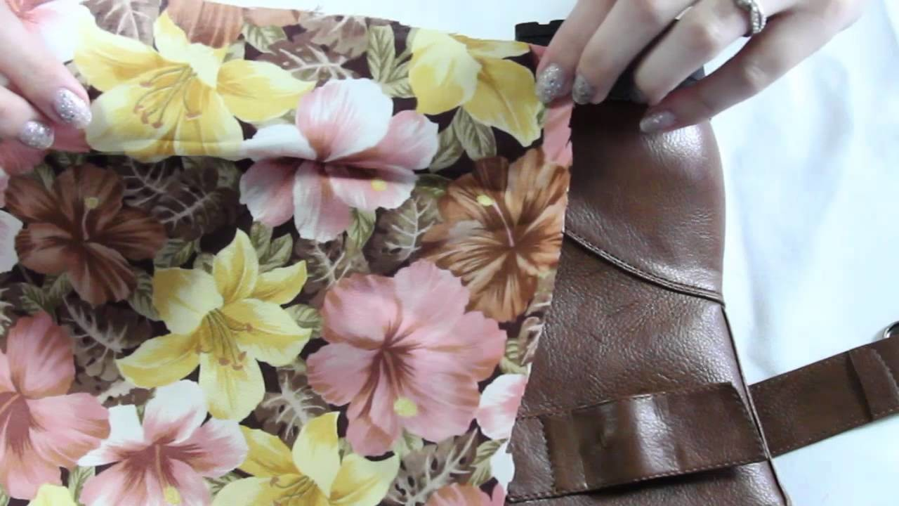 Floral Boots ♥ DIY ♥ Boot Makeover