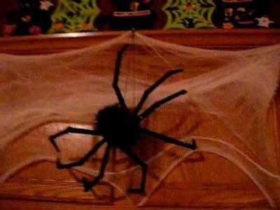 Halloween 2011 Indoor Decorations