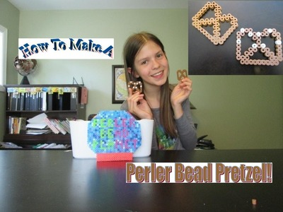How To Make A Perler Bead Pretzel
