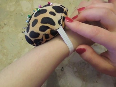 How to Sew a Hand Pin Cushion EASY