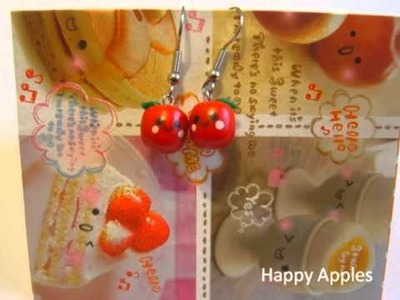 Lil' Polymer Charms 1
