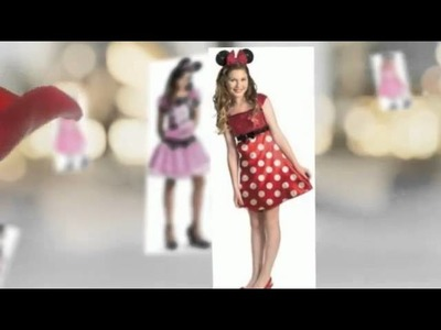 Minnie Mouse Costume - Best Halloween Costumes