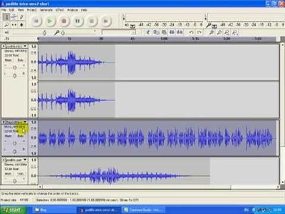Mix Your Podcast with an Intro and Outro using Audacity