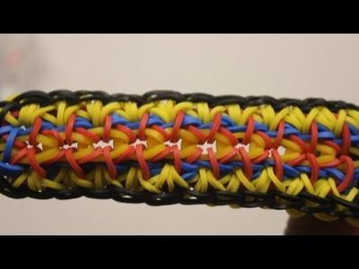 *NEW* Wayward Bracelet on the Rainbow Loom