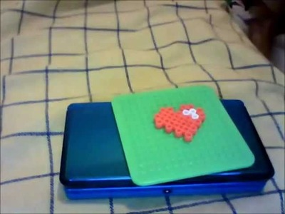 Perler Bead: Heart (Small)