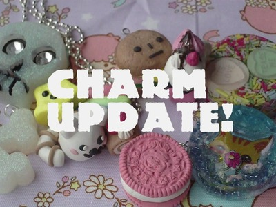 Polymer Clay and Resin Charm Update #5