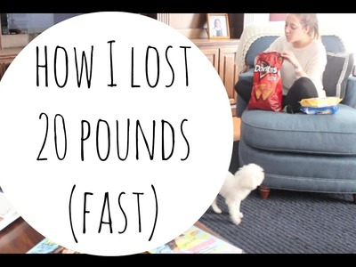 What Your Mother doesn't tell you about.  LOSING WEIGHT!