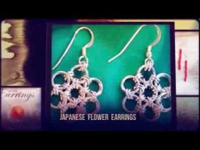 10 DIY Earrings: Chain Earrings, Metal Earrings, Wire Earrings, and More free eBook