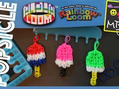 Alpha Loom from Rainbow Loom | Popsicle Ice Cream Pop Charm