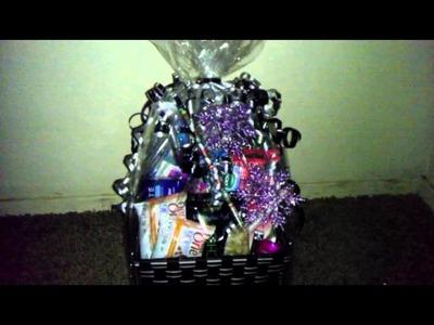 Gift basket ideas using stockpile items