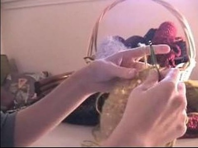How to Crochet Beanies : Finishing Crochet Stitch: Crocheting Beanies