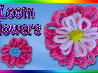 How To Loom a Flower