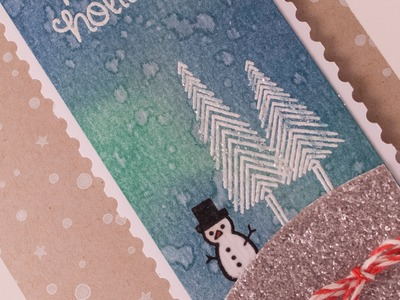 How to: Make a Holiday Card
