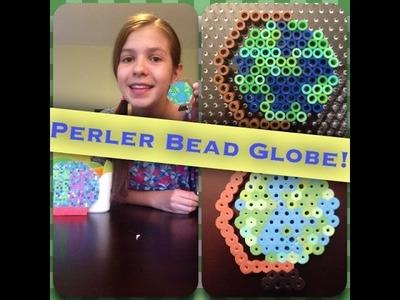 How To Make A Perler Bead Globe