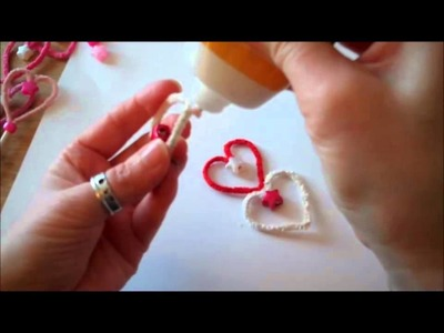 How to Make Pipe Cleaner Hearts (Part 2)