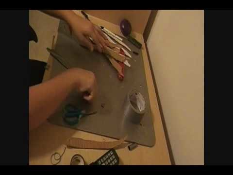 How to make wolverine claws part 2