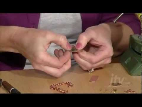 How to Punch Metal and Rivet with Sherri Haab