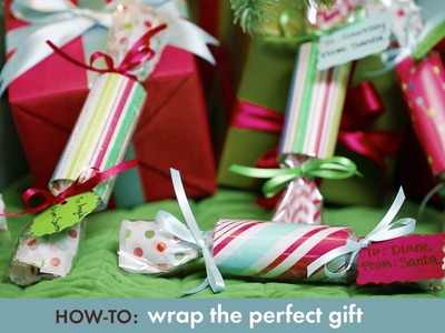 How-to: Wrap the Perfect Gift