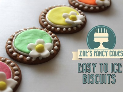 Make your own Mothers Day cookies How To Tutorial Zoes Fancy Cakes