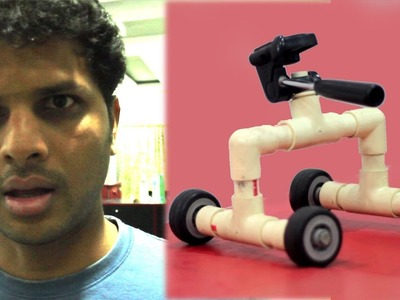 MAST SAPNA-Making of a DIY TABLE DOLLY - Short Film (for Low Budget Filmmakers)