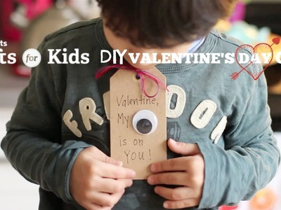 """My Eye On You"" Valentine's Day Cards 