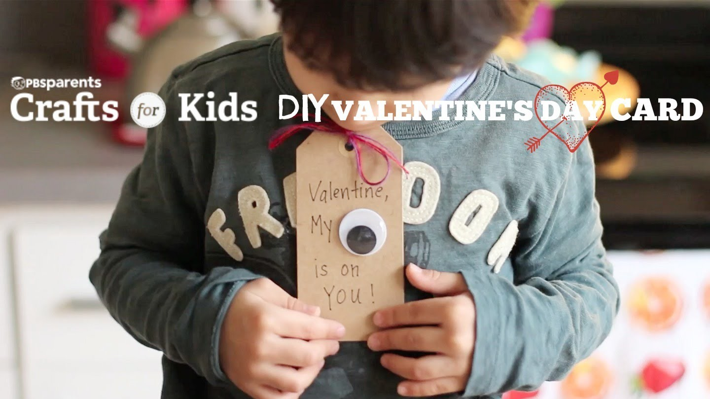 """""""My Eye On You"""" Valentine's Day Cards 