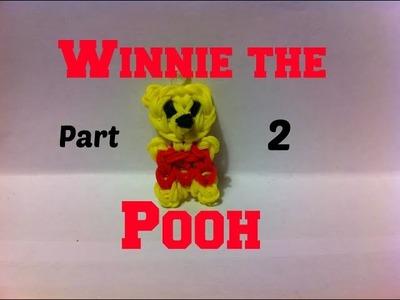 Rainbow Loom - Winnie the Pooh Part 2 COLLAB