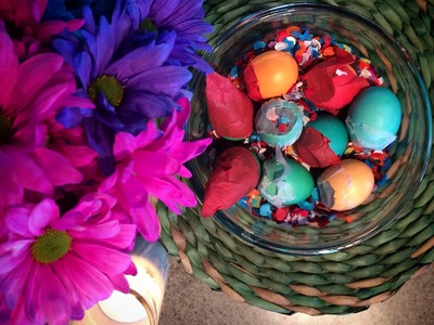 Cascarones. Confetti Eggs (How To)