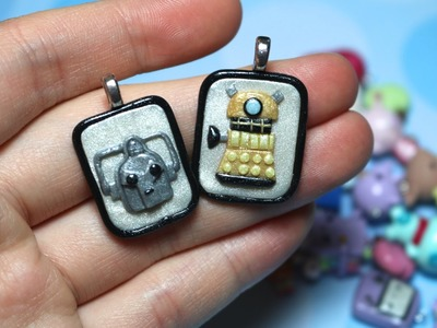 Charm Update #19: Doctor Who, Scrump, Dinosaurs and Pokemon