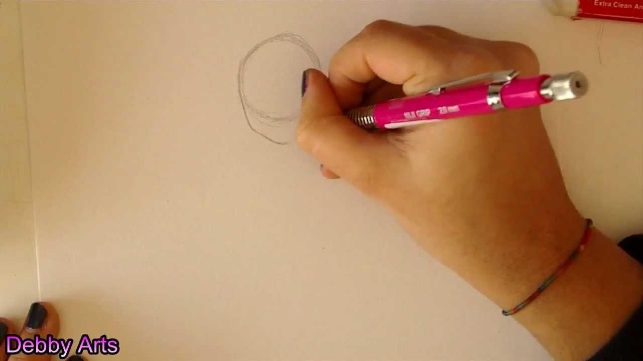 Come disegnare una ragazza manga (viso e corpo) - How to draw a manga girl  ! (face & body)
