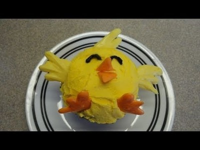 Decorating Cupcakes: #37 Baby Chick
