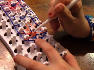 Fun Loom STARBURST Bracelet