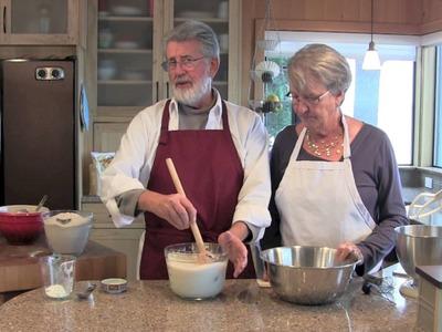 HOW TO: Bake Tassajara Basic Whole Wheat Bread by Konkydoodle Kitchens