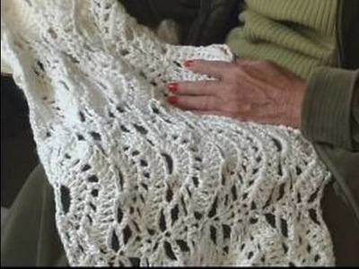 How to Crochet an Afghan : How To Crochet An Afghan
