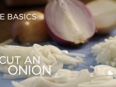 How to Cut an Onion - The Basics
