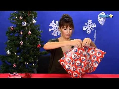 How To Gift Wrap an Odd-Shaped Present