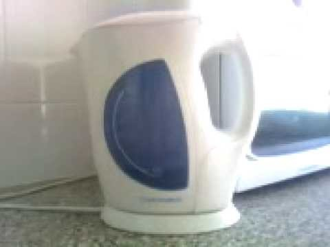 How to make a cuppa