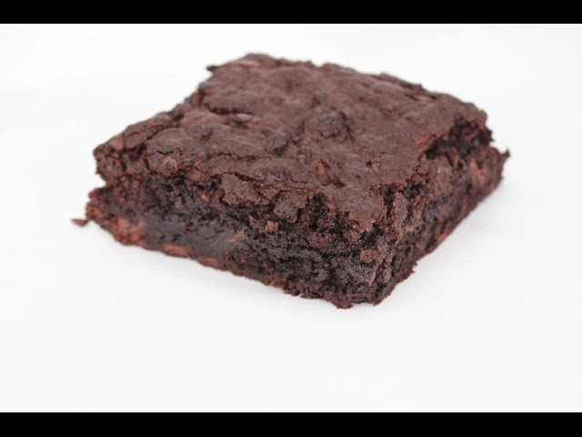 How To Make A Fudgy And Chewy Brownie - By One Kitchen Episode 46
