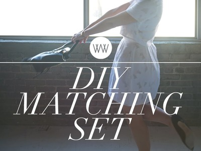 How to Make a Matching Set