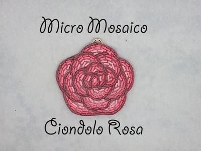 Micro Mosaico - Micro Mosaic Technicque - Pasta Polimerica - Polymer clay
