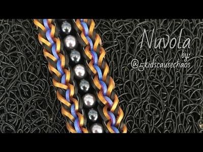 NUVOLA Hook Only bracelet tutorial