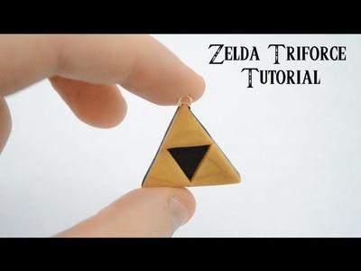 Polymer Clay: Zelda Triforce Tutorial