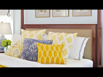 Quick and Easy Bedroom Decorating Ideas