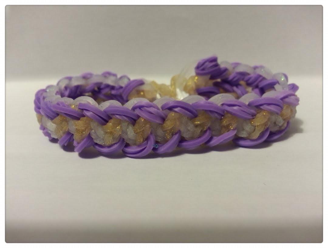 Rainbow Loom - Interlock Weave - Original Design