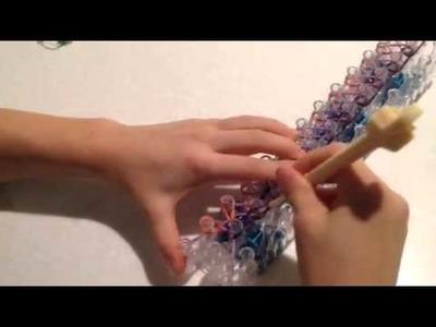 Rainbow Loom New Mountain Bracelet
