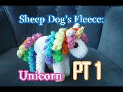 Unicorn Amigurumi PT 1 - Crochet Tutorial