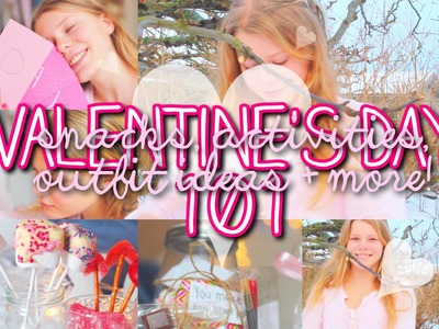 Valentines Day 101: Outfit Ideas, Gifts, Snacks, Room Decor + More!