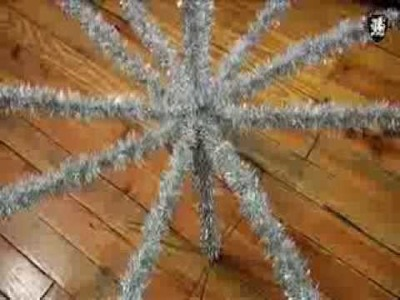 YouTube- Silver Retro Christmas Tree Decor it Yourself vsit us at http:.zi.pe.eYx.makemoneyfast
