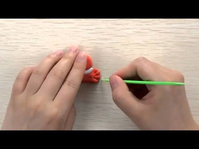 19463 How to Make Clownfish with Polymer Clay