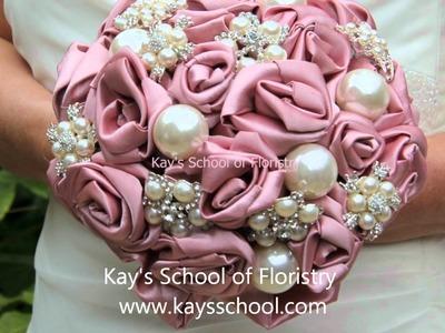 Bridal Brooch Bouquets